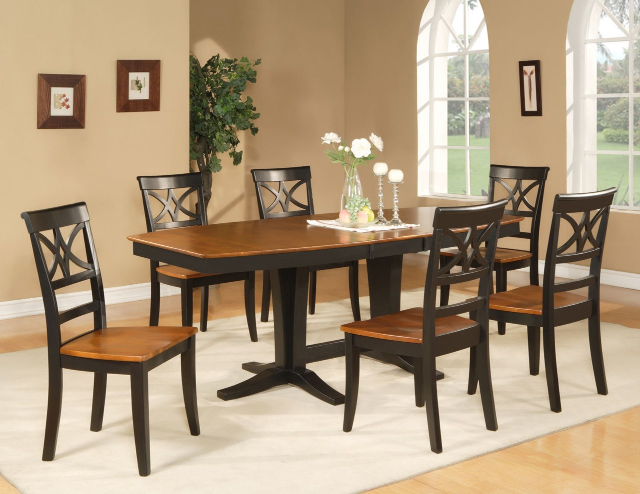 dining room tables with 8 chairs