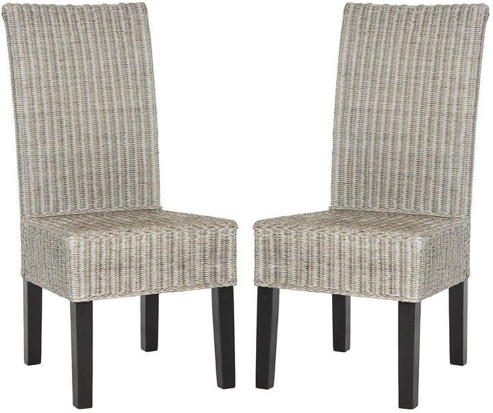 discount wicker dining chairs