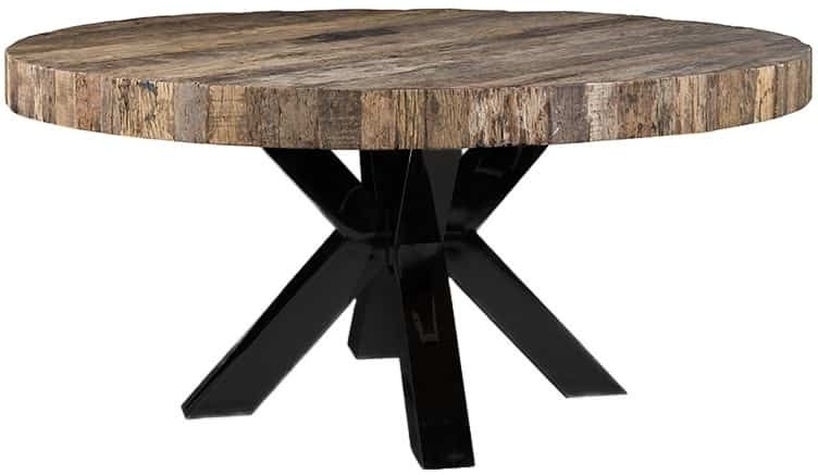 round dining table for 3