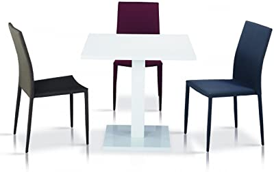 small black dining tables
