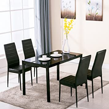 dining room chair sets 4