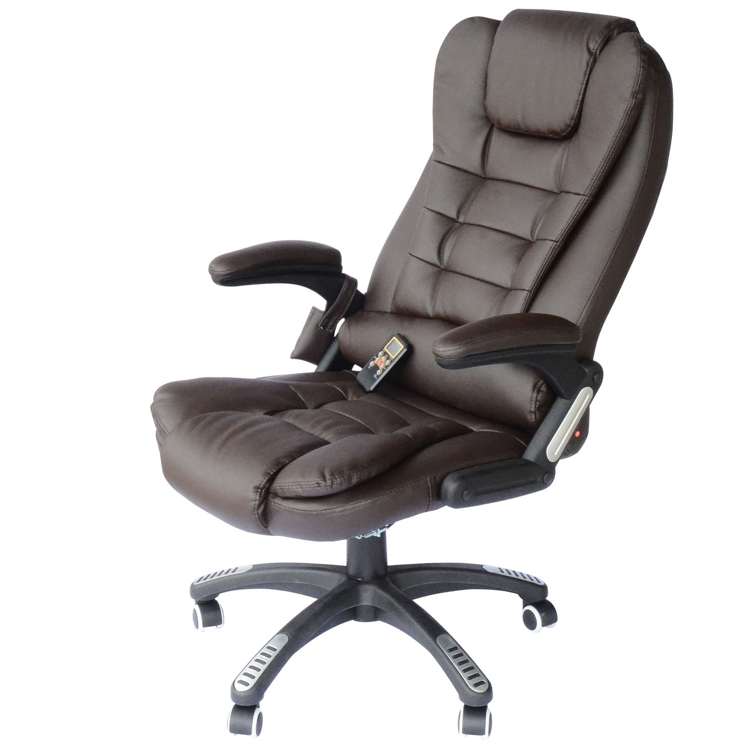 office chairs with massage and heat