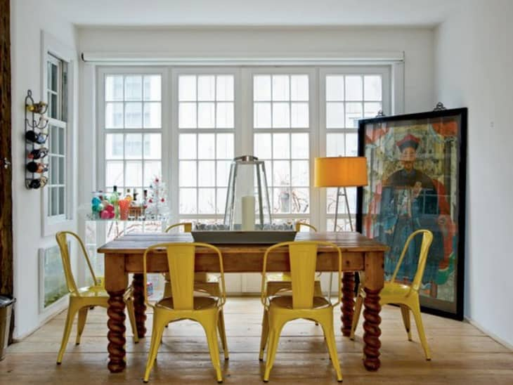 dining room modern chairs