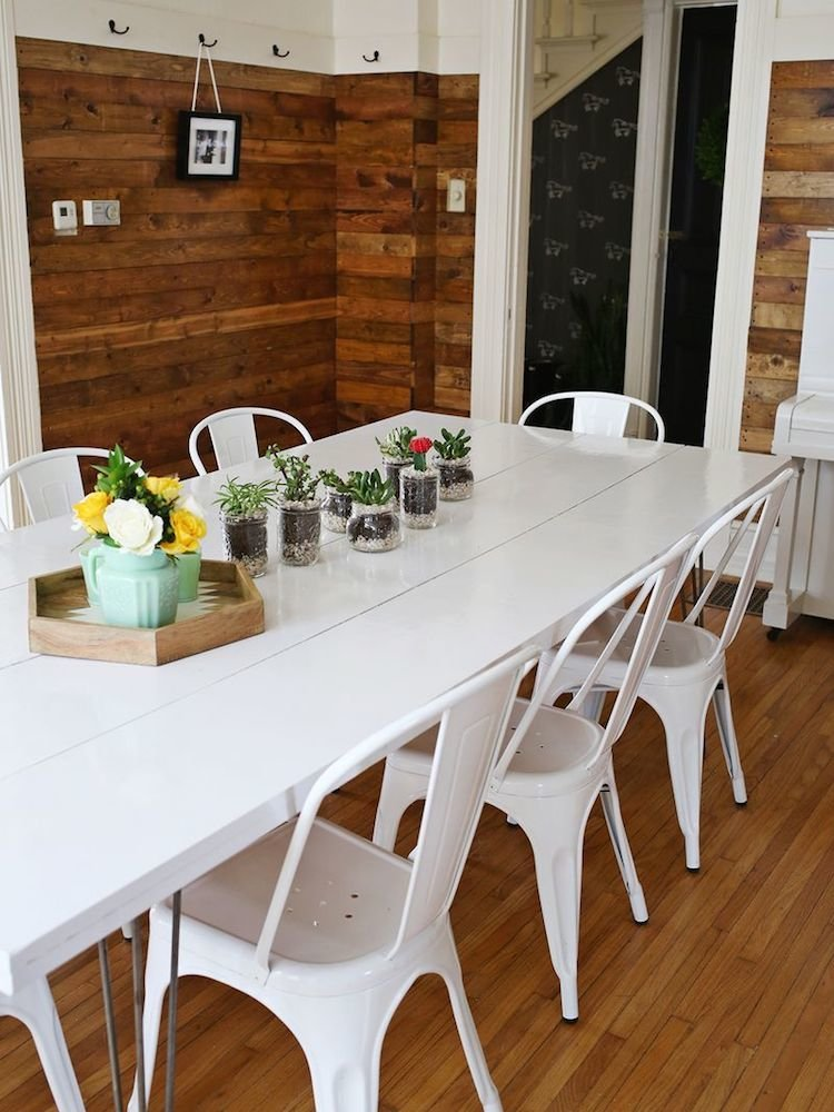 decorations for dining room tables