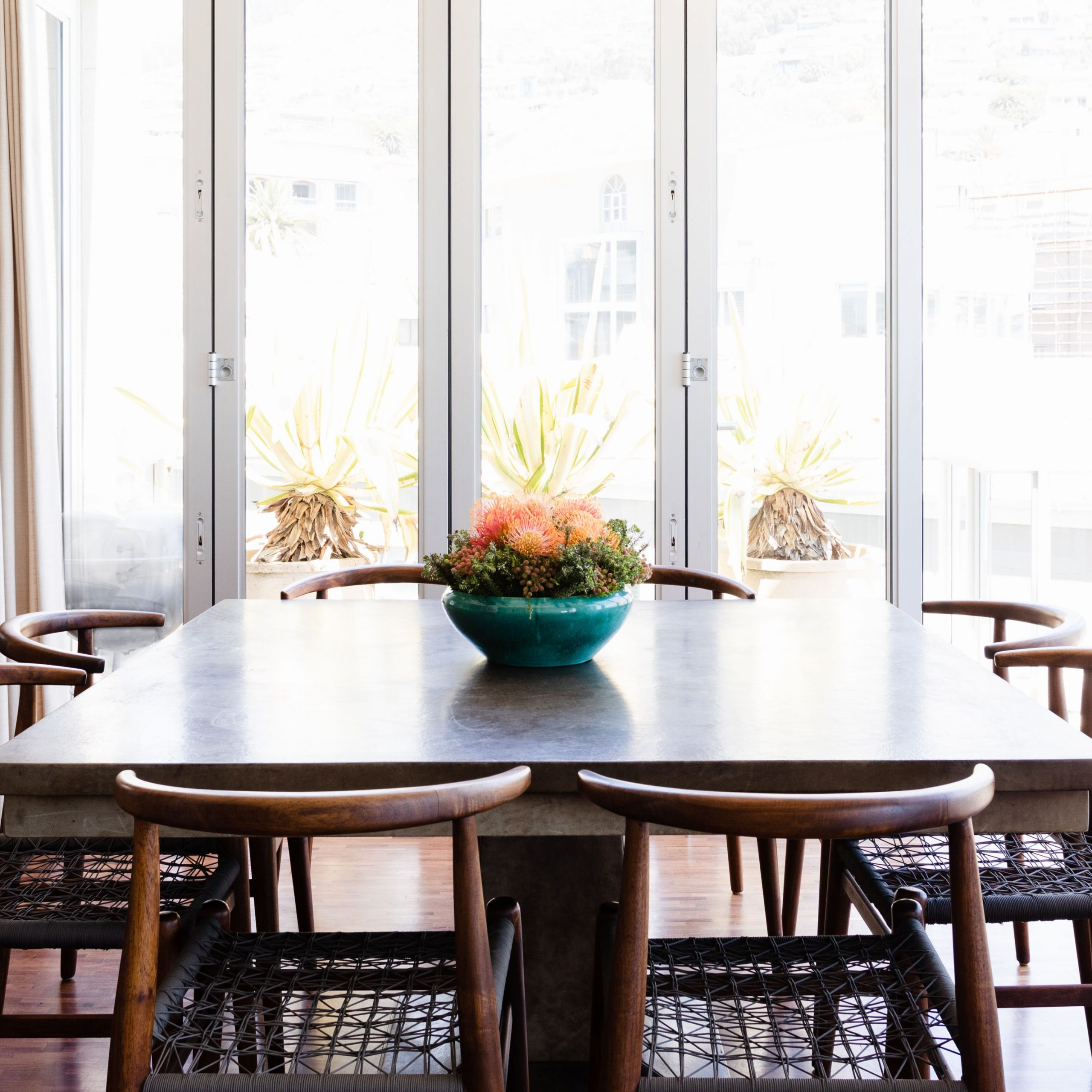 36 high dining table