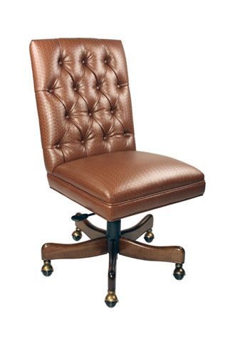 armless leather office chairs