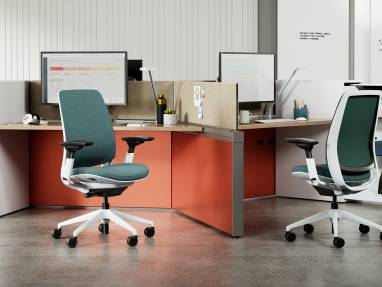 college logo office chairs
