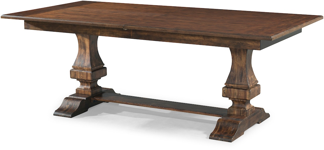 dining room table leg styles
