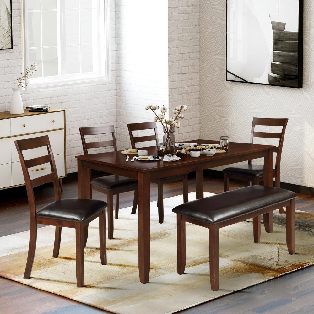 4 chairs dining table sets