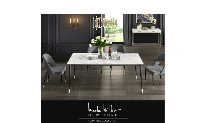 nicole miller dining chairs