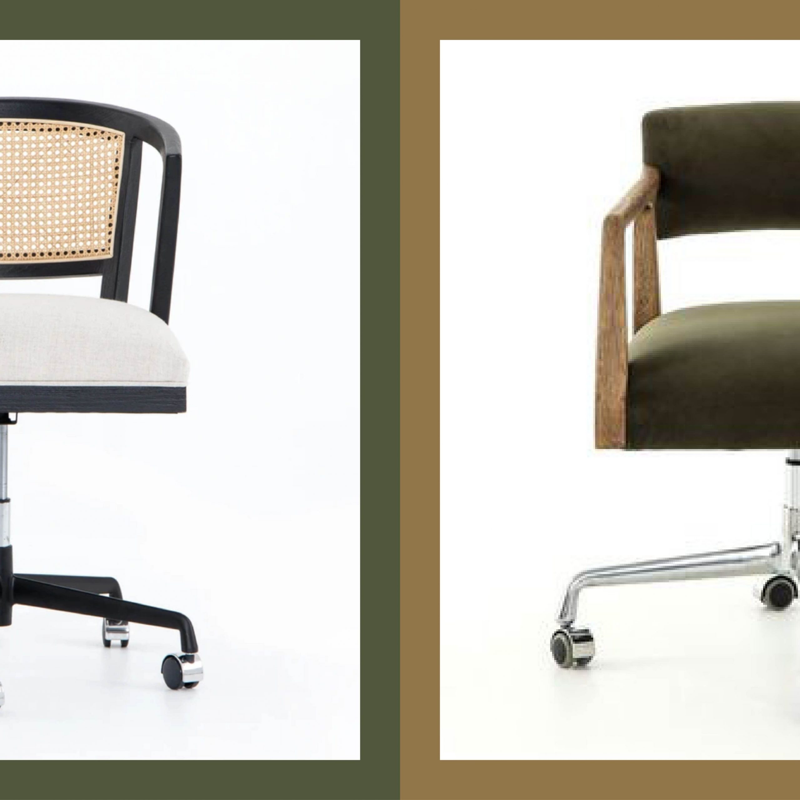 girly office chair