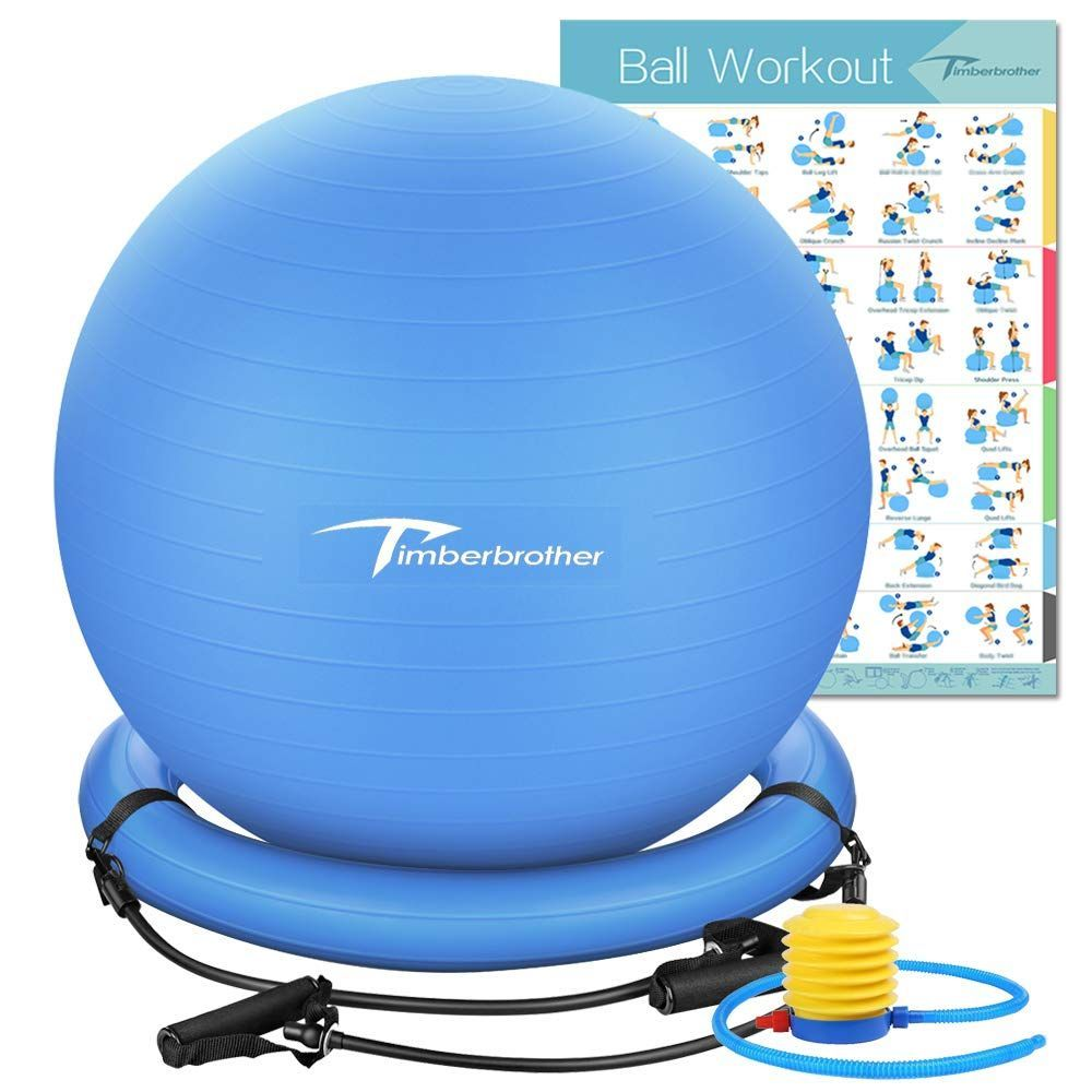 office fitness exercise ball chair