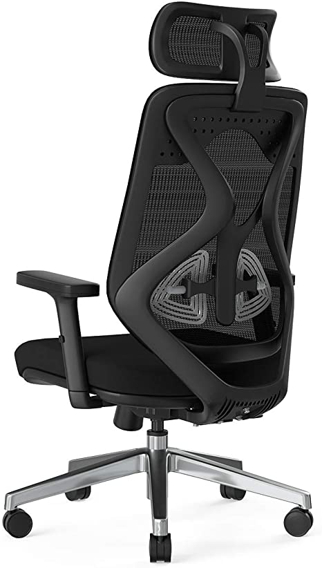office chairs with adjustable armrests