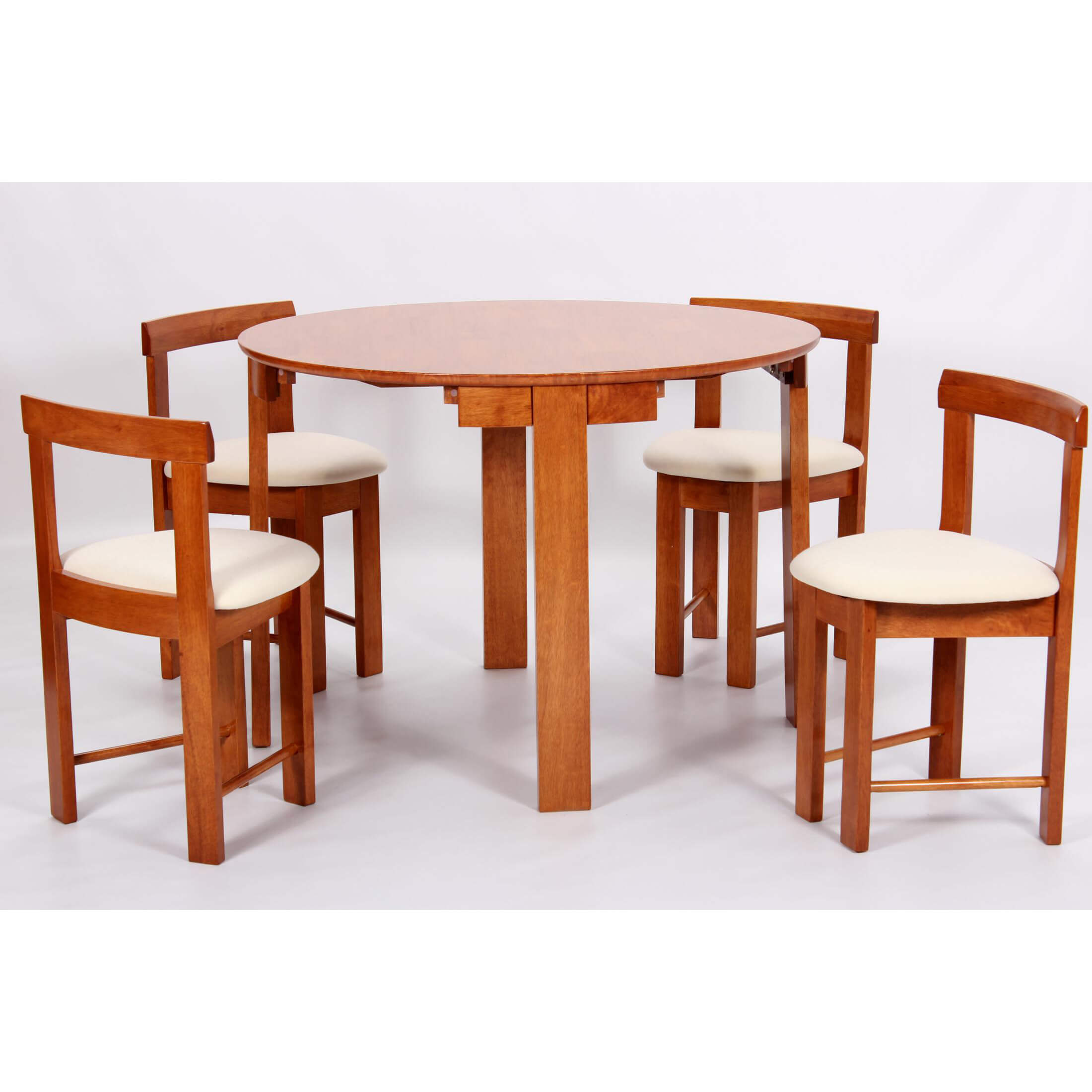 space saving dining chairs