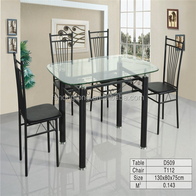 buy glass top dining table
