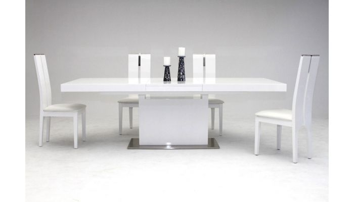 lacquer dining table sets
