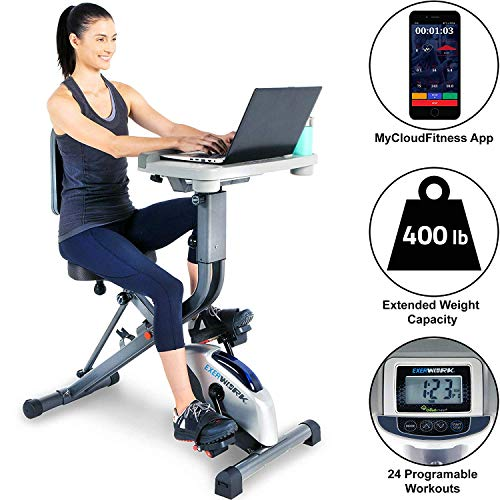 exercise bike office chair