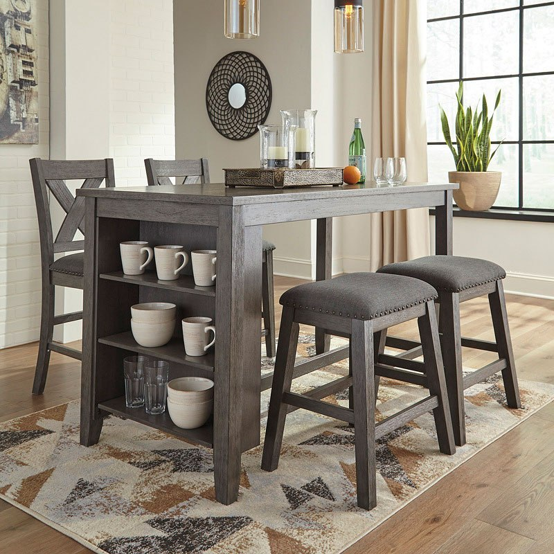 high dining tables and chairs