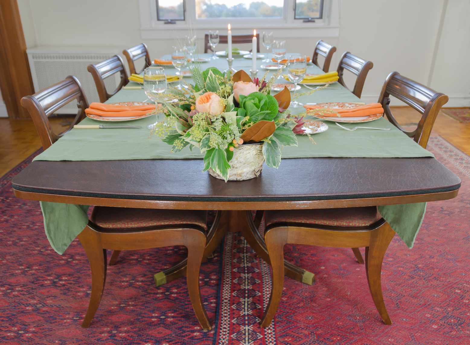 dining room table mats