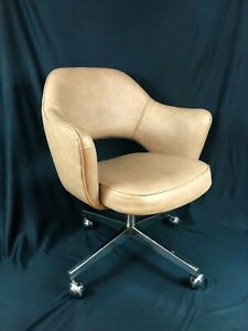 knoll office chair vintage