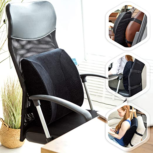 back pillows for office chairs