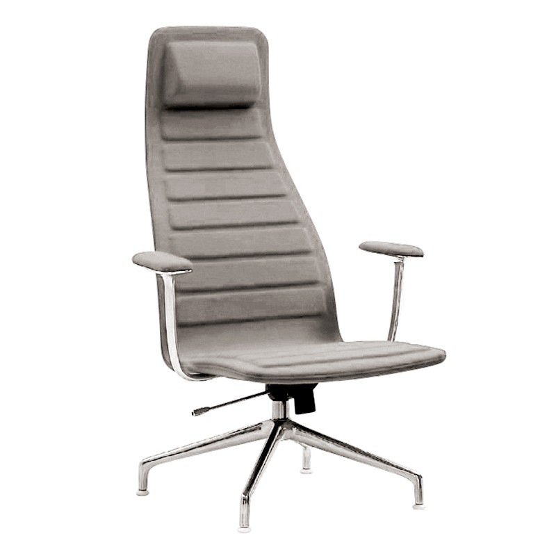 Cappellini Lotus High Office Chair Ambientedirect