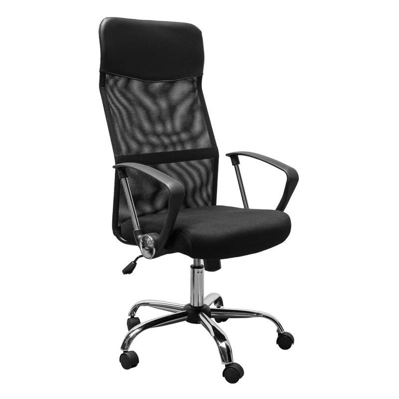 heated back support for office chair