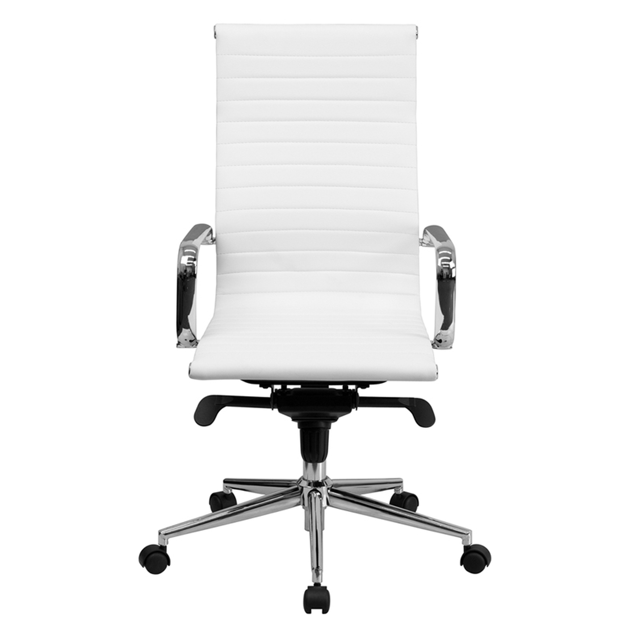 ribbed office chair