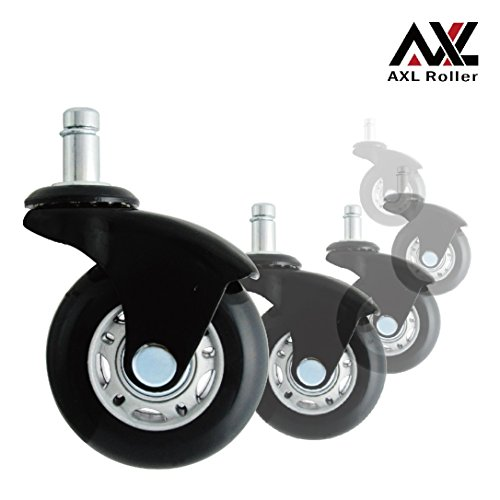 casters for office chairs on hardwood floor