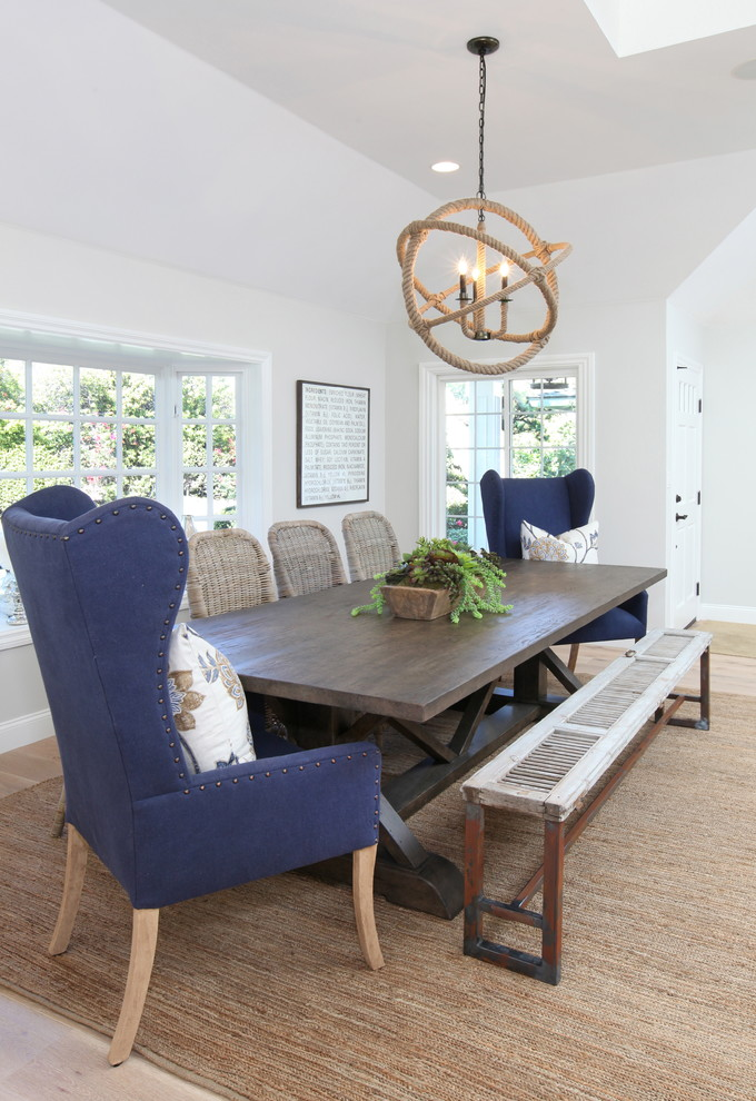 beach style dining chairs