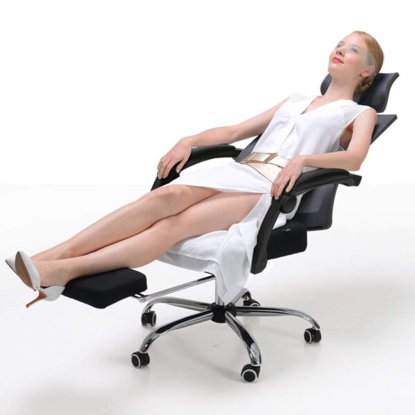 Best Reclining Office Chairs With Footrest In 2021 Reviews