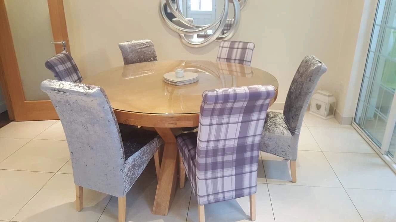 Chairfx Dining Chair Covers Delivered From Ireland