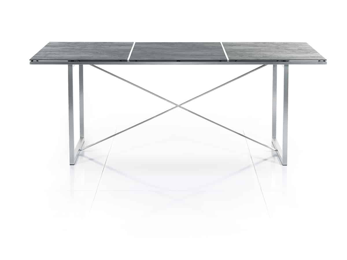 stainless steel dining table frames