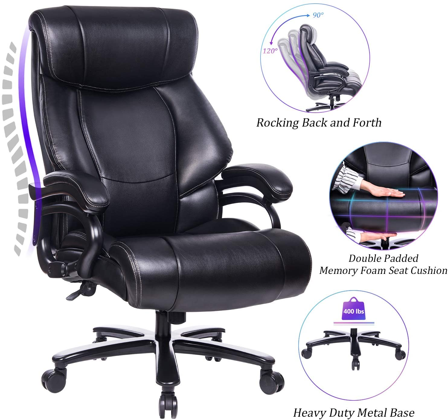 office chair for heavy weight