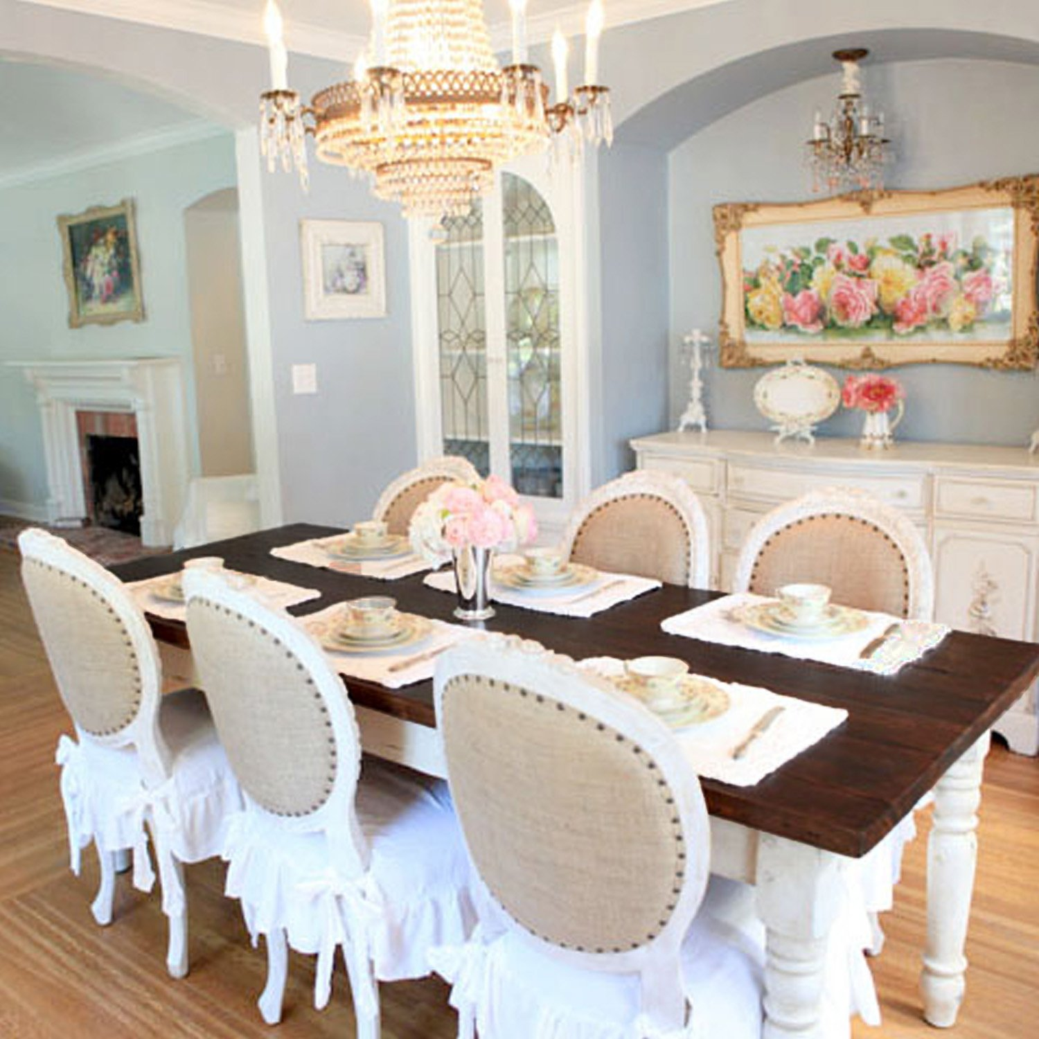 french farm dining table