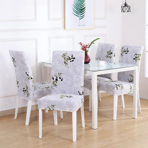 fabric dining room chair covers