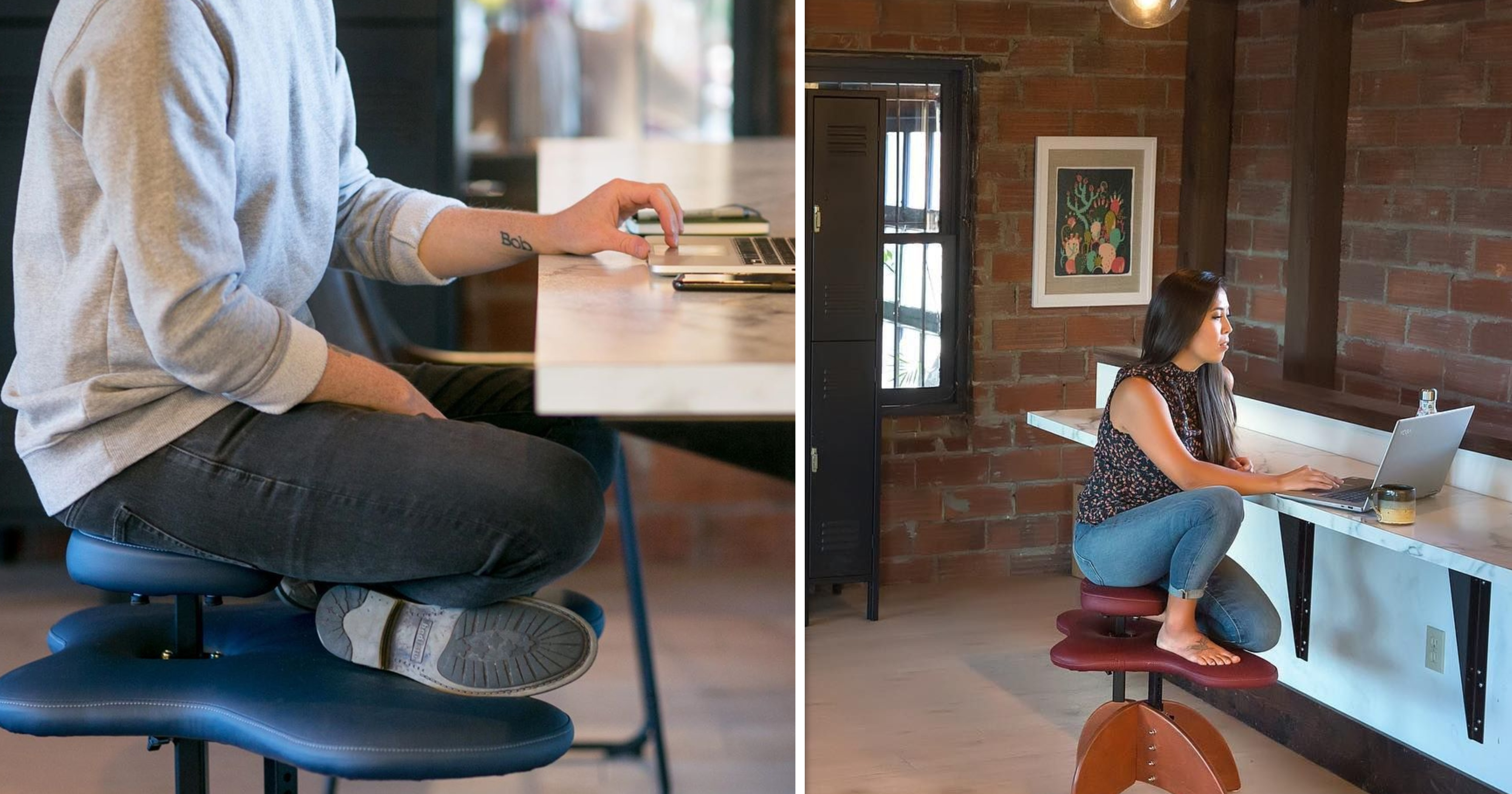 This Chair Is Designed To Let You Sit Cross Legged At The Office Mothership Sg News From Singapore Asia And Around The World