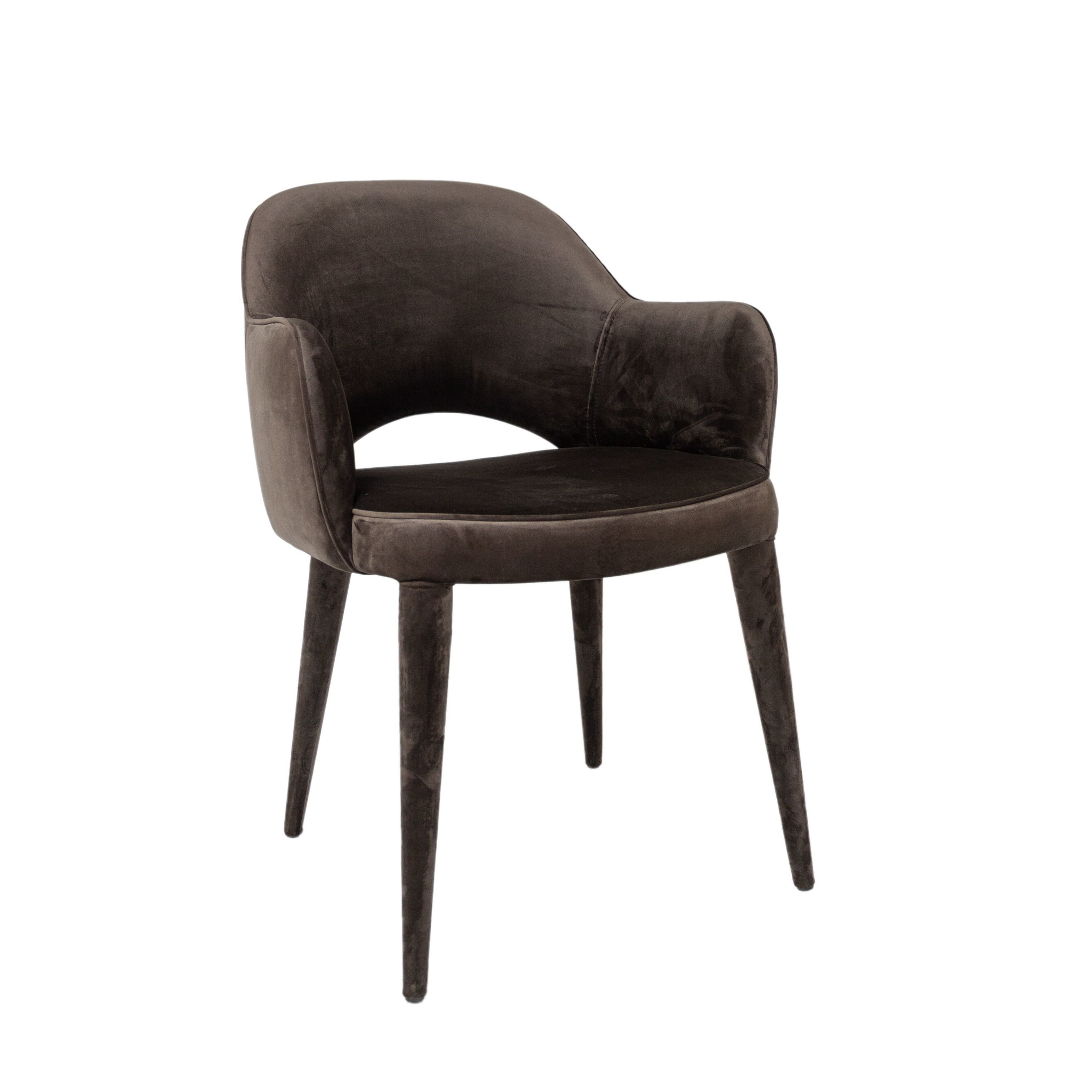 dining chair with armrest