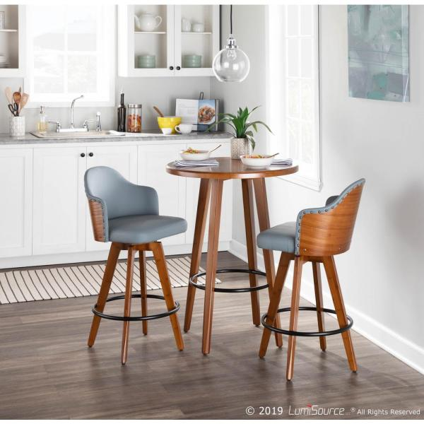 modern counter height dining table set