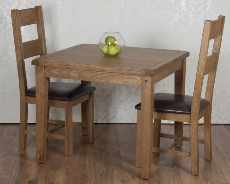 square dining table for 2