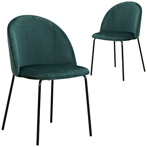 velvet dining chairs clearance