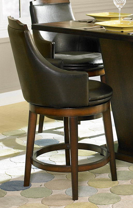 dining set with swivel chairs