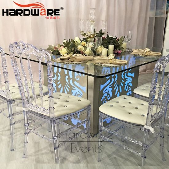 colorful dining table set