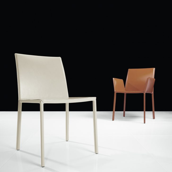 designer leather dining chairs