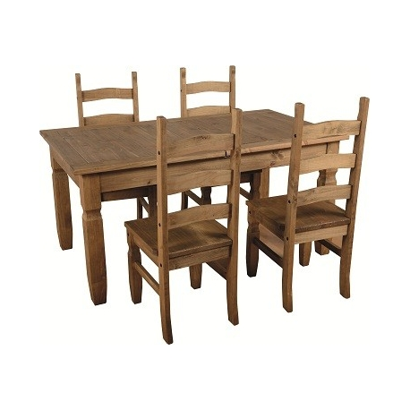 mexican dining table and chairs