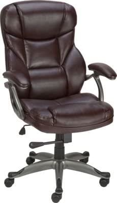 staples leather office chairs