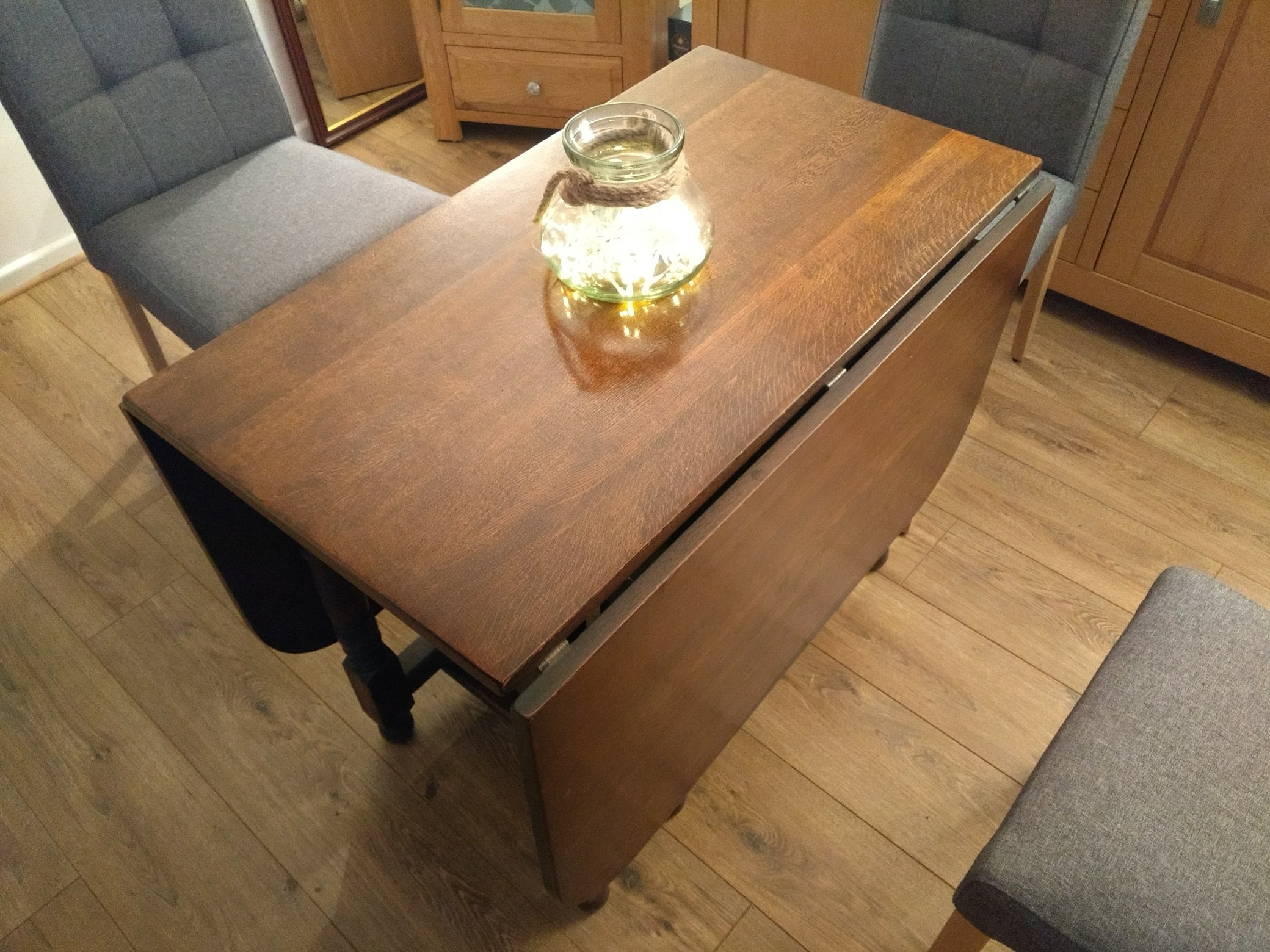 second hand dining tables