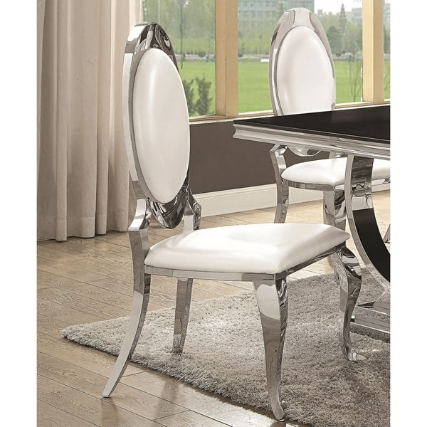 overstock com dining chairs