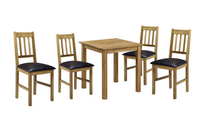 high square dining table