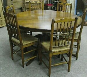 round dining table for six